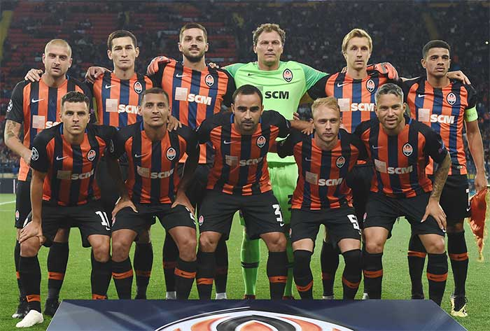 FC Shakhtar Donetsk, September 19, 2018